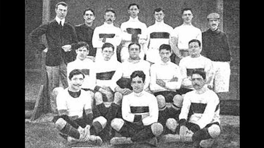 el primer equipo de fútbol del Perú