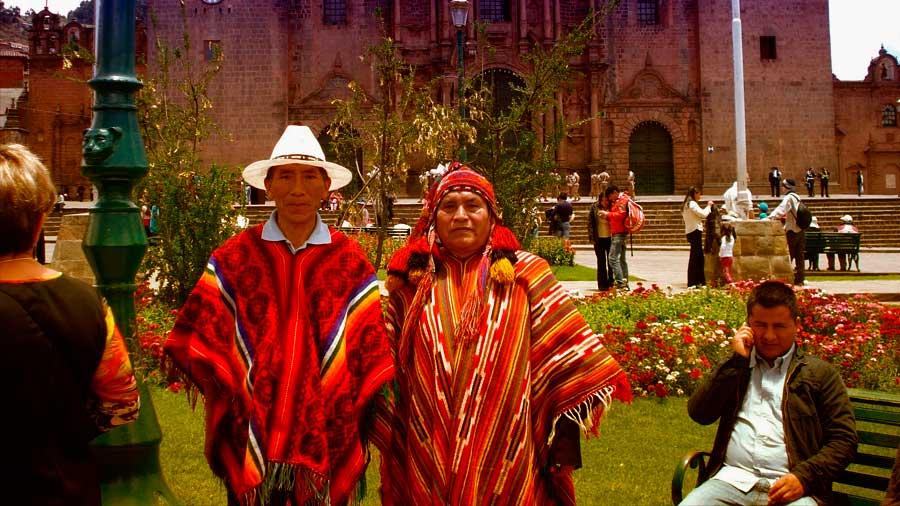 Cuál es el lugar de origen del Quechua