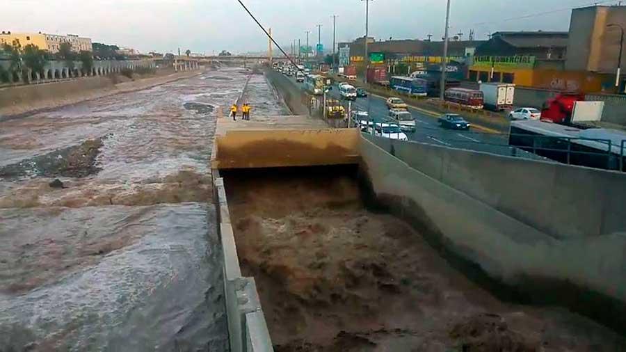 Cuál es la historia del nombre Rímac, el río más importante de Lima