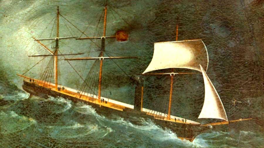 Cuál fue la primera embarcación peruana en dar la vuelta al mundo