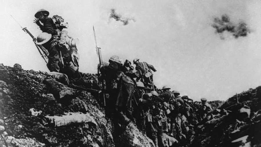 Cuándo participó Perú por primera vez en una guerra