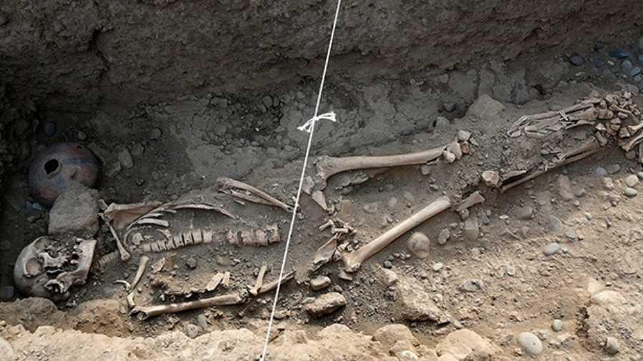 Dónde se encuentran las evidencias de presencia humana más antigua del Perú