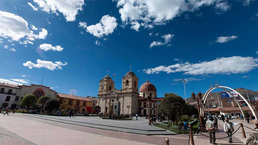 Por qué la ciudad de Huancayo es conocida como La Ciudad Incontrastable