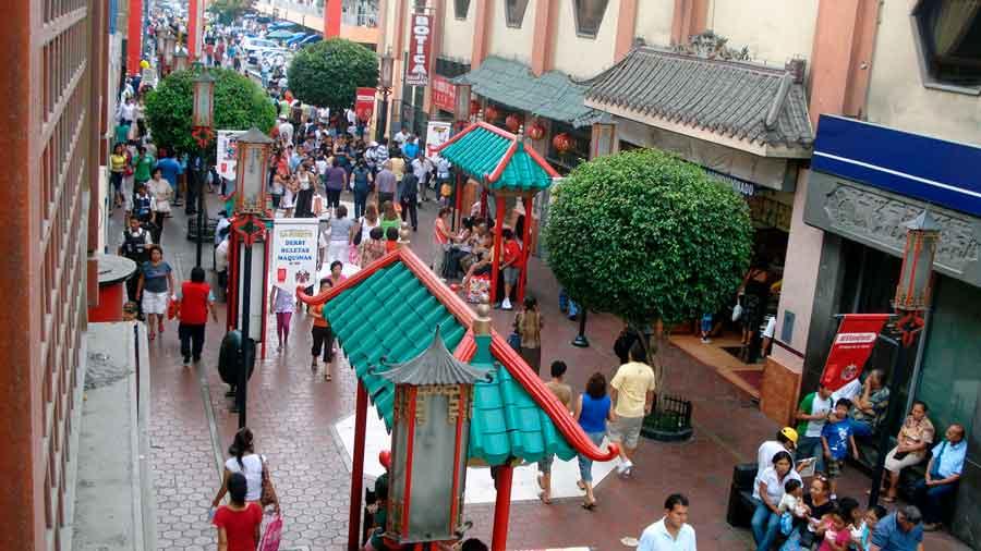Por qué se llama calle Capón o al barrio de los chinos en el centro de Lima