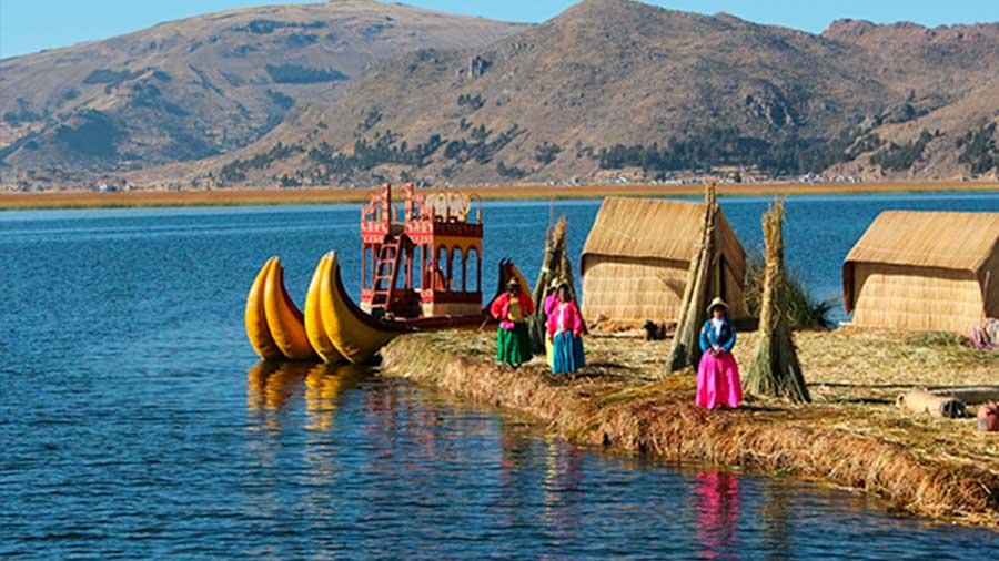 Titicaca, el lago navegable más alto del mundo