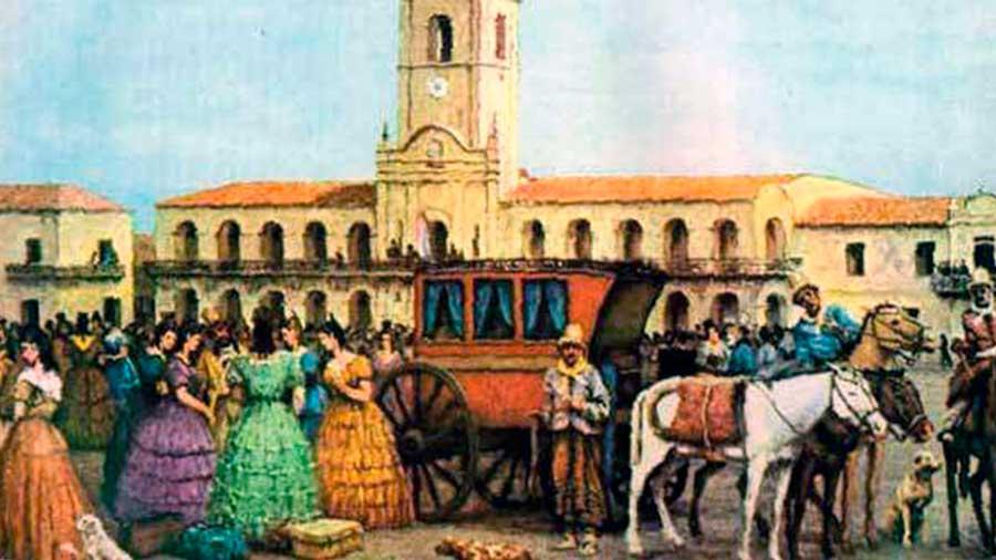 coloniaje español en el Perú