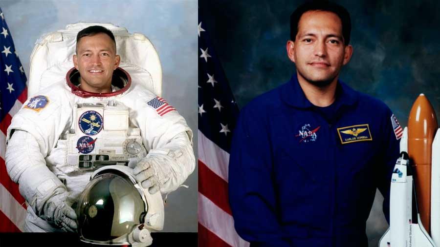el primer peruano que viajó al espacio