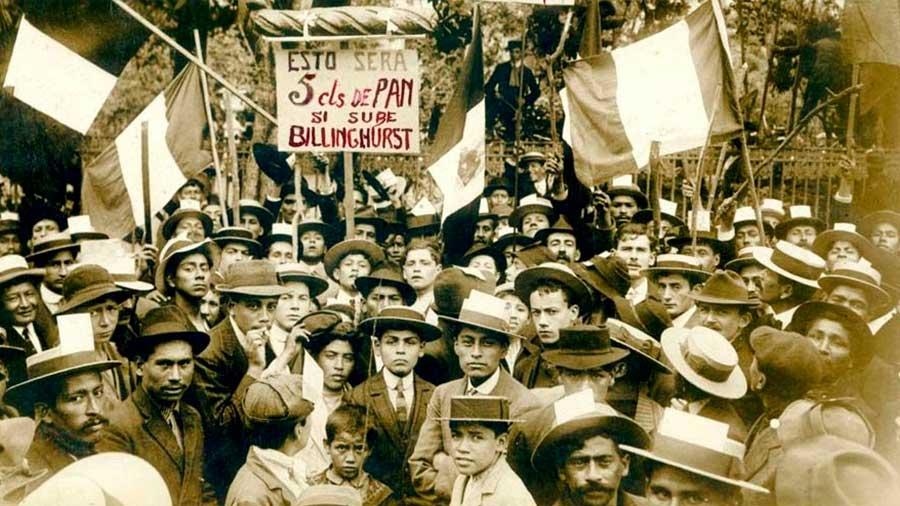 La lucha por las 8 horas de trabajo en el Perú