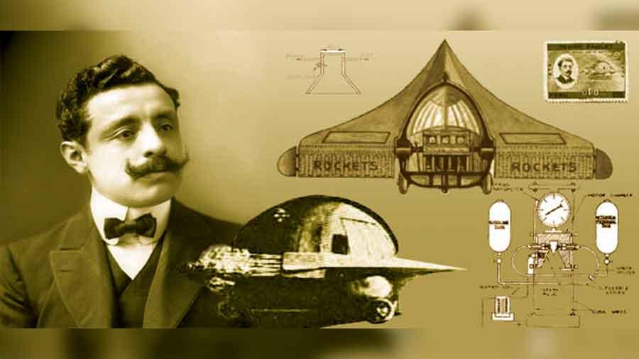 pionero peruano de la Era Espacial