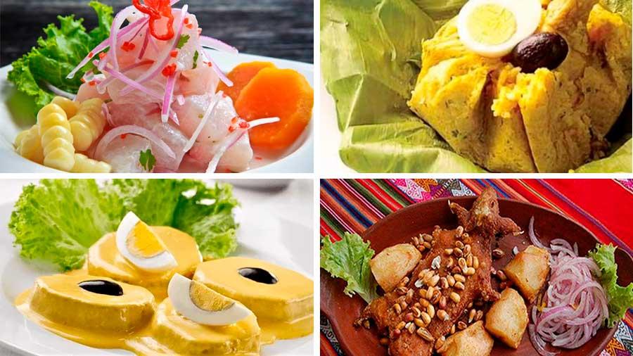 platos más populares de la cocina peruana