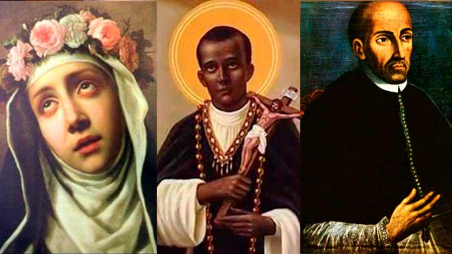 santos que vivieron en el perú