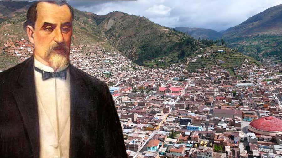 ¿Quién bautizó a Tarma como la Perla de los Andes?