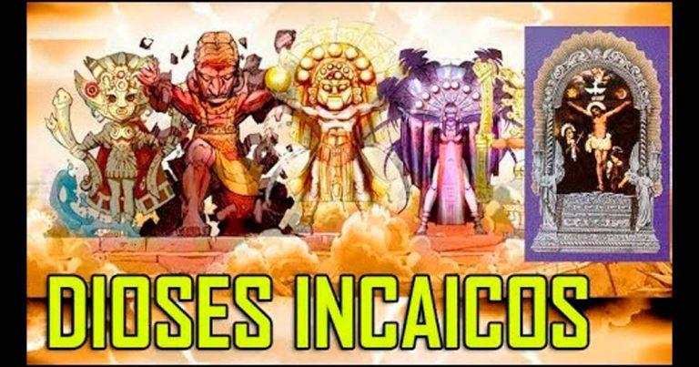 los dioses más importantes del Imperio Incaico