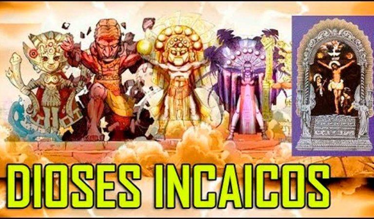 ¿Cuáles fueron los dioses más importantes del Imperio Incaico?