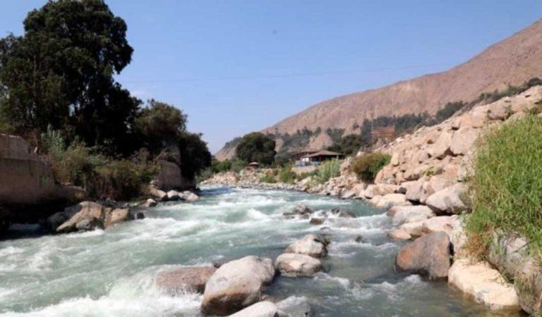 ¿Dónde empieza y dónde termina el recorrido del río Rímac?